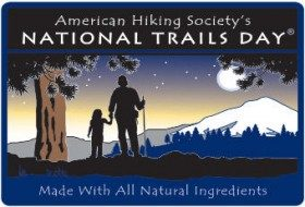 National Trails Day 2011 Logo