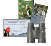 Beginning birder kit from Eagle Optics
