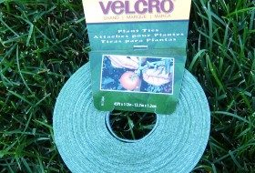 Velcro plant ties