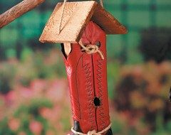Great Bird Feeder and Birdhouse Projects