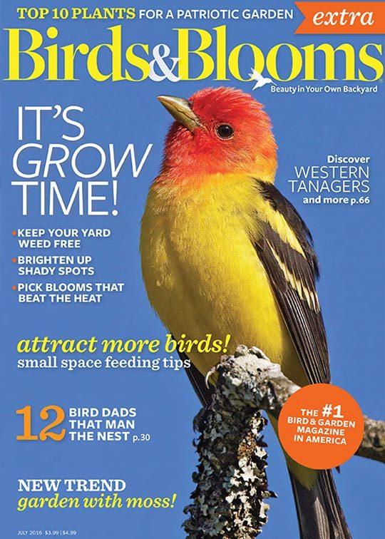 Birds & Blooms Magazine Sneak Peak