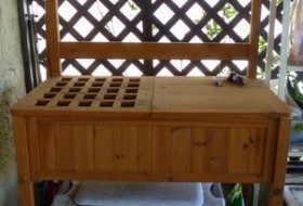 Potting Benches: A Place for Everything…