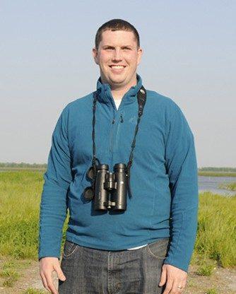 Rob Ripma of the blog Nutty Birder