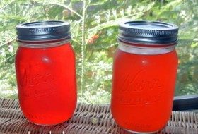 How to Make Flavored Vinegar with Fruit