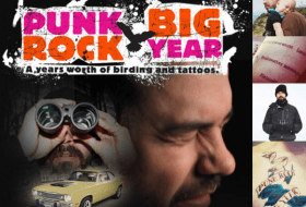 The documentary, Punk Rock Big Year, is currently in post-production.