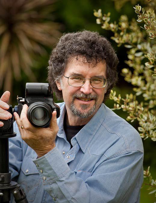 Professional Photographer Saxon Holt