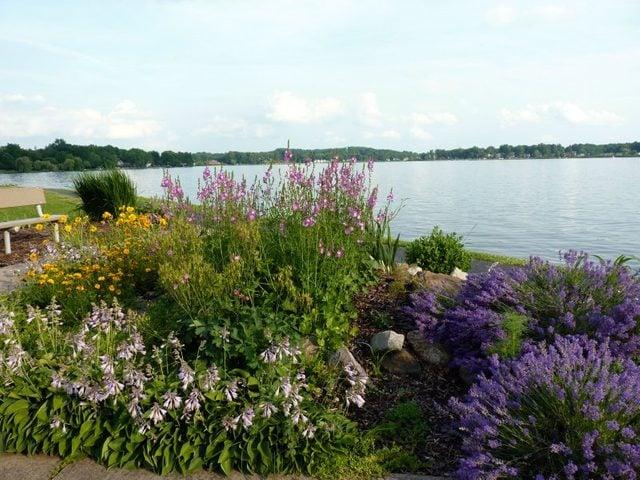 Ohio Lakeside Garden