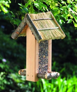 Cosy Cabin DIY Bird Feeder