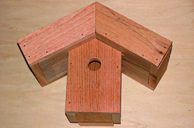 DIY Birdhouse C