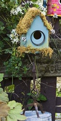 DIY Birdhouse Designs Gretel