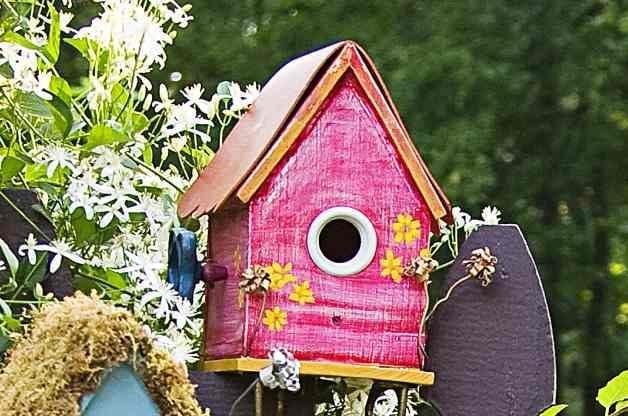 DIY Birdhouse Designs