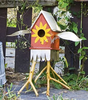 DIY Birdhouse Designs Sunny