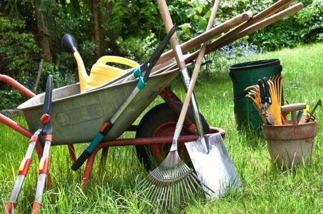 Gardening gardening basics garden tool basics for The works garden tools