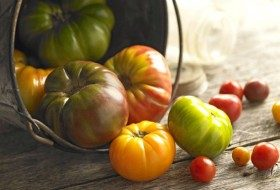Growing Heirloom Vegetables
