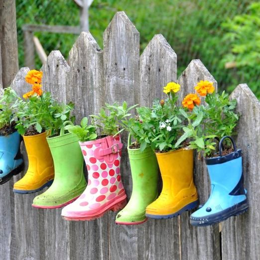 10 Household Items You Should Repurpose in the Garden