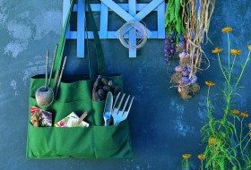 Sew a Tote Bag for Garden Tools