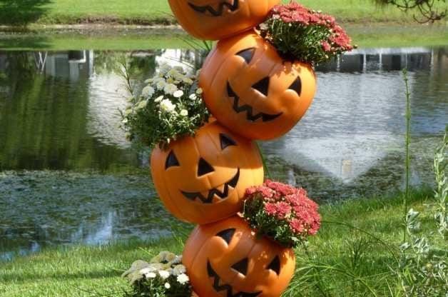 Tipsy Pumpkins