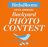 Birds and Blooms Backyard Photo Contest
