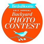 2017 Backyard Photo Contest