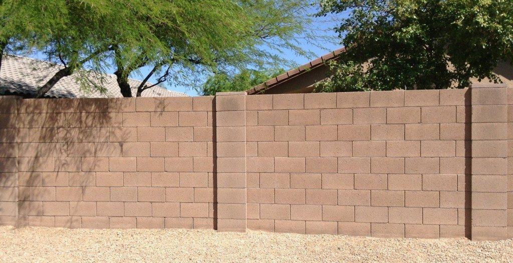 bare wall