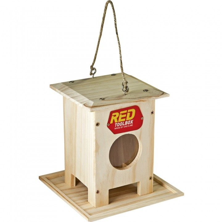 Junior Bird Feeder Hobby Kit for Children