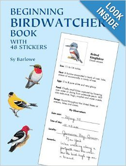 Beginning Bird Watcher's book