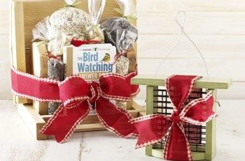 DIY Gift Basket Bird Lover