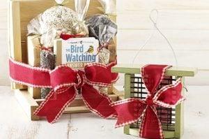 DIY Gift Basket Bird Lover