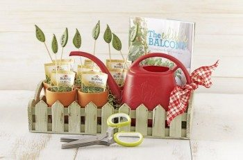 DIY Gift Basket Ideas Herb Gardener