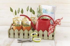 DIY Gift Basket Ideas Herb Gardener