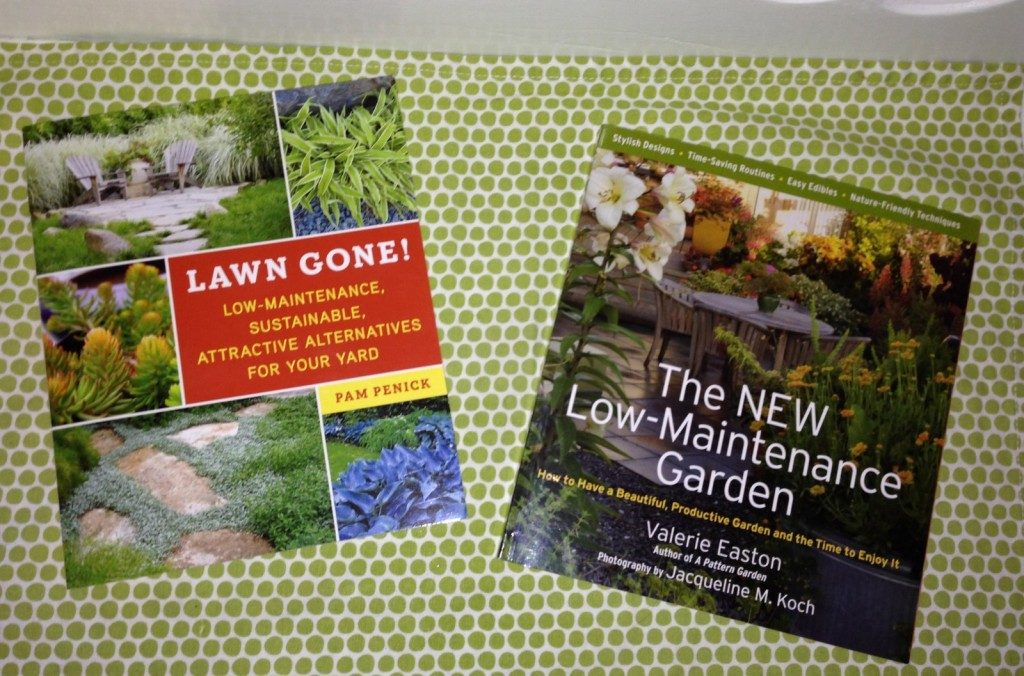 Lawn Gone And The New Low-Maintenance Garden Book