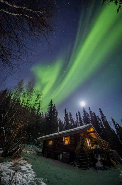 Alaska Northern Lights Show