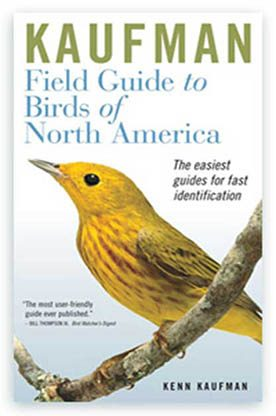 Birding for Beginners: Kaufman Field Guide