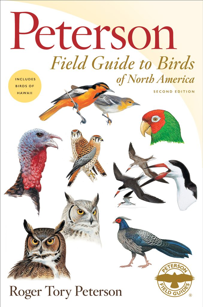 Peterson Field Guide To Birds Of North America, Second Edition 9781328771445