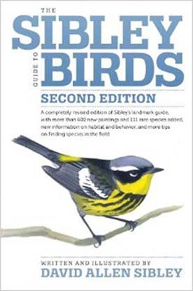 Birding for Beginners: Sibley Guide to Birds