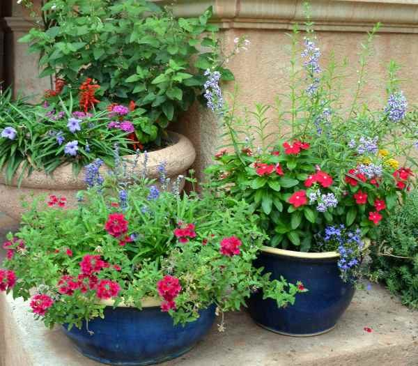 4th of July Flower Arrangement