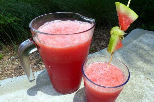 Agua Fresca Fruit Gardening