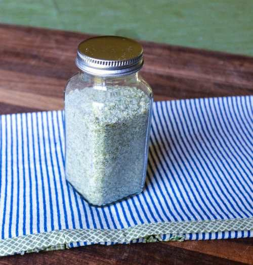 DIY Herb Salts 6
