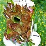 Leafy DIY Birdhouse