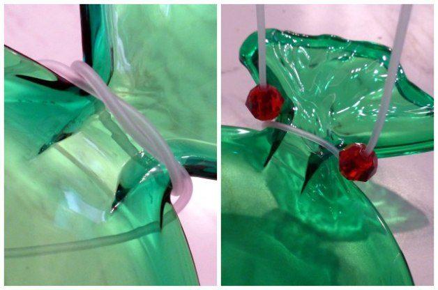 Candy Dish DIY Feeder 2