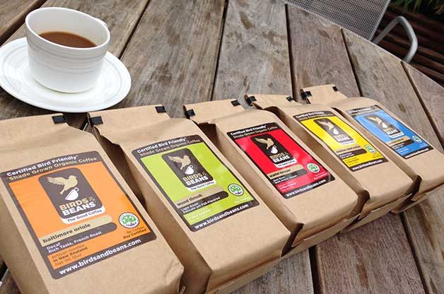 Birds & Beans offers a variety of roasts that are sure to appeal to all coffee drinkers!