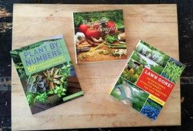 Gardening Book Gift Ideas