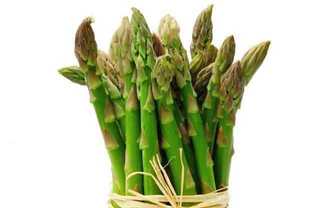 Spring Vegetables Asparagus
