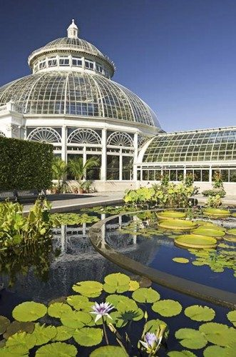 Best Public Gardens: New York Botanical Garden