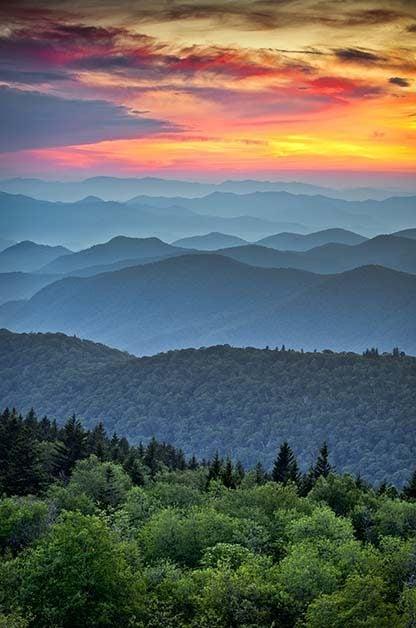 Birding Sites: Great Smoky Mountains National Park