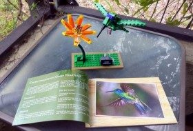Birds Lego Set