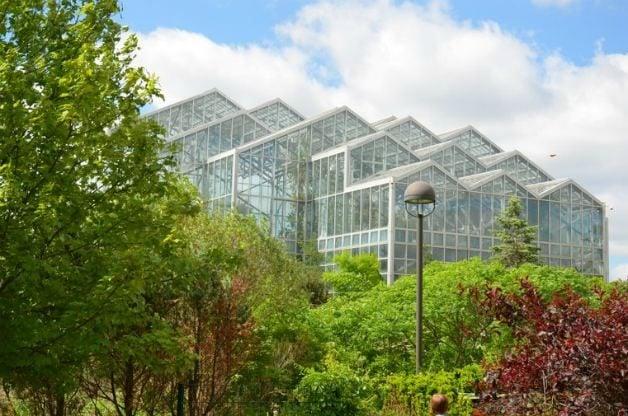 Frederik Meijer Botanical Gardens in Grand Rapids, MI