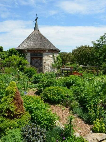 Green Bay Botanical Garden in Wisconsin