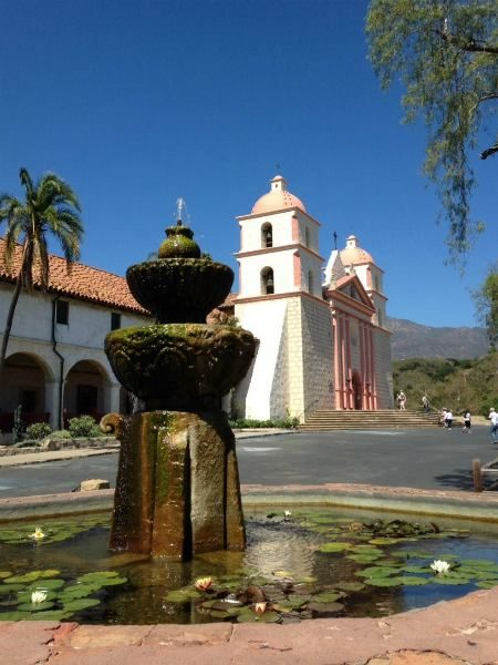 Santa Barbara Mission Gardens 3