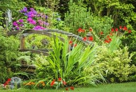 Flower Gardening Flower Garden Ideas Backyard Flower Gardens